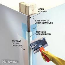 add a touch of class to ordinary drywall corners