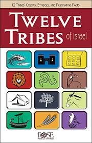12 Tribes Of Israel Month Chart Twelve Tribes Of Israel