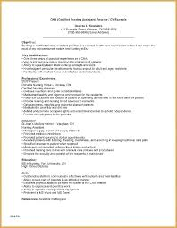 Nursing Assistant Resume Objective Resume Objective Examples Nursing Airexpresscarrier Com
