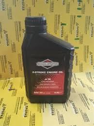 Купить <b>Масло моторное</b> для 4т <b>Briggs</b> Stratton SAE-30 (600 мл.)