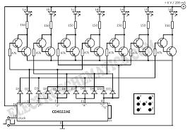 electronic dice circuit electronic circuit diagrams at Electronic Circuit Diagrams