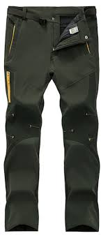 Plus Size <b>S</b>-<b>5XL Mens</b> Outdoor <b>Winter</b> Thick Fleece Pants Climbing ...