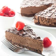keto low carb no bake chocolate
