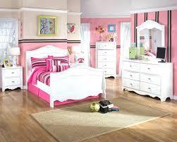 Kids White Bedroom Home And Furniture Lovely Girls White Bedroom Set ...
