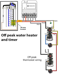 how to wire water heater thermostat readingrat net incredible hot how to wire a water heater 240v at Water Heater Thermostat Wiring Diagram