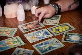 i picked up my first tarot deck over 28 years ago and have not been able to put them down since