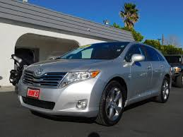 2009 Used Toyota Venza Fully Equipped * California Owned And ...