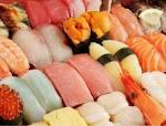 寿司と刺身。どっちが好き?