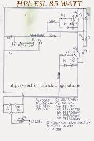 compact fluorescent lamp circuit diagram compact fluorescent lamp LED and CFL Light Bulbs Diagram fabulous electronics tricks and tips hcl esl watt cfl bulb ckt diagram rh blogspot com camera flash cfl driver ebcf v lpf repair with compact fluorescent