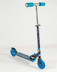 Nebulus Scooter Black Blue