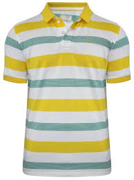 t shirts peter england yellow white polo t shirt ekp31700038 hs cilory com