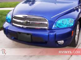 All Chevy blue chevy hhr : Rshield® Chevrolet HHR 2006-2011 Headlight Protection Kits ...