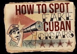 How to Spot <b>Fake</b> Cuban Cigars - Famous <b>Smoke</b>