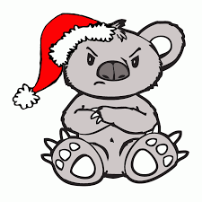 Angry Koala Gear: Merry Christmas and Happy Holidays from the ...