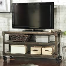 Rustic Industrial Tv Stand Diy Cabinet Stands34
