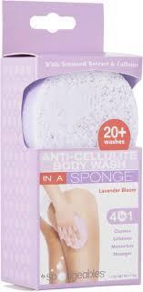 Spongeables Anti-Cellulite <b>Body Wash</b> in a <b>Sponge</b> 20+ | Ulta Beauty