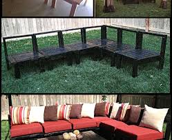 homemade outdoor furniture ideas. Beauteous Homemade Outdoor Furniture Ideas Design A Room Concept Images 736×600