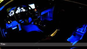 sound active 7 color rgb led car interior lighting kit part 2 you