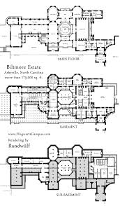 estate house plans. Perfect House Biltmore Estate Mansion Floor Plan  Lower 3 Floors We Have The Other  Three Floors Separately And House Plans E