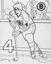 Small Picture Paper dolls coloring pages hockey Oh My The Pink Puck