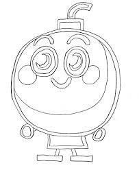 Moshi Monster Coloring Pages Printable