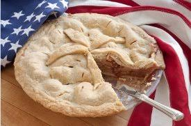 american apple pie. Perfect American All American Apple Pie Throughout C