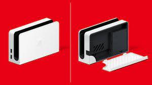 Nintendo Switch OLED docking station ...