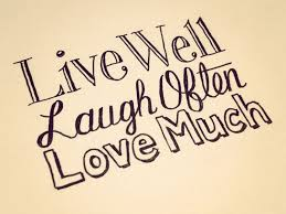 Live Laugh Love Quotes Delectable Live Laugh Love Seanwes