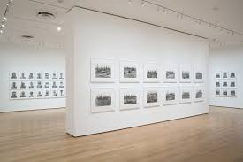 installation view bernd and hilla becher the museum of modern art november