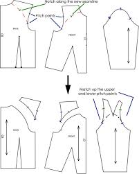 Raglan Sleeve Pattern