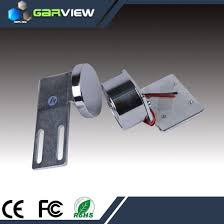 electromagnetic lock for glass sliding