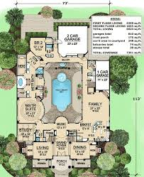 Luxury house plans  Luxury houses and House plans on Pinterest