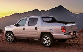 2012 Honda Ridgeline - news, reviews, msrp, ratings with amazing ...