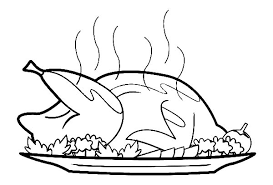 Hot Fried Chicken Coloring Pages Download Print Online Coloring