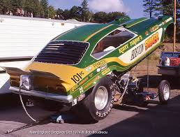 these vintage funny car liveries defined the 1970s drag racing