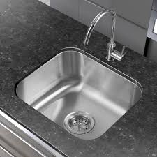 Granite Undermount Kitchen Sinks Winpro 18 X 16 Single Basin Undermount Kitchen Sink Reviews