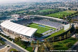 Stubhub Center Seating Chart Rows Intimate Seating For Chargers Games At Stubhub Center Will