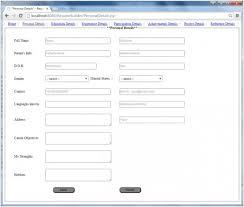 Resume Builder In Java Project Free Download Resume Builder Java