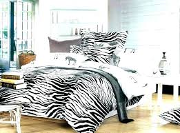 black and white animal print bedding leopard comforter set queen zebra tiger animal print bedding set bed