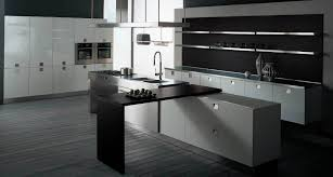 Retro Kitchen Flooring Innovative Modern Retro Kitchen Design Which Offer Cool Interior