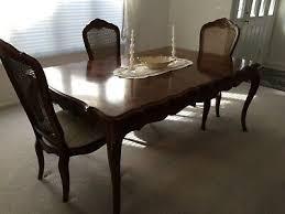 thomasville dining room set