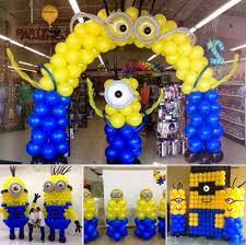 Cut-out Minions for Birthday party | Son Spark Labs | Pinterest |  Birthdays, Minion theme and Birthday party ideas