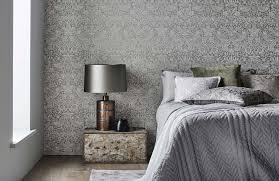 Neutral Wallpaper Bedroom The Original Morris Co Arts And Crafts Wallpaper Designs By