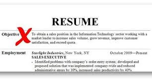 The Only 3 Reasons to Put an Objective on Your Resume