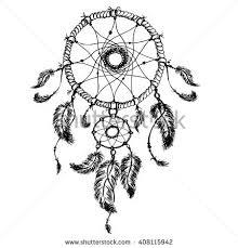 Dream Catcher Satanic Skull Bison Buffalo Skull Print Stock Vector 100 Shutterstock 13