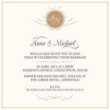 Vintage Invitation Template New Invitation Card With Monogram Wedding Invitation Save The Date