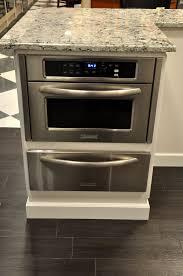 warming drawer under oven. Plain Warming KitchenAid Mircowave With Slow Cook Warming Drawer Below In Warming Drawer Under Oven T