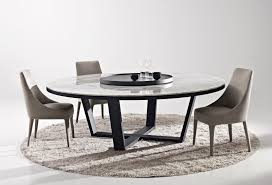 elegant b b italia dining table for your beautiful dining room area cozy round shape maxalo