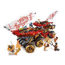 Spielzeug LEGO® NINJAGO® 70677 Wüstensegler transparency