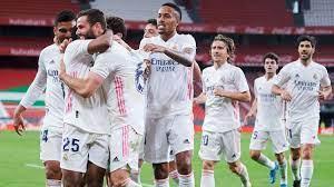 Real Madrid wird am Samstag um den Meistertitel kämpfen